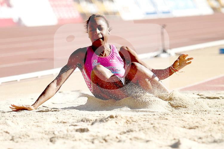 Ndoumbe Nvumba Rm. in triple jump during Meeting Madrid 2012, Madrid 7 july 2012.(ALTERPHOTOS/ARNEDO)