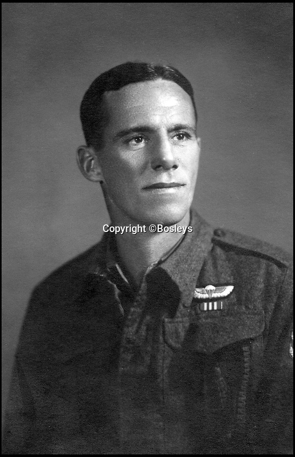BNPS.co.uk (01202 558833)Pic: Bosleys/BNPS<br /> <br /> Warrant Officer Bob Tait.<br /> <br /> The bravery medals awarded to the founding member of the SAS who designed its famous cap badge and took part in one of the regiment's most daring raids are to be sold.<br /> <br /> Warrant Officer Bob Tait was involved in the very first SAS mission in Libya in November 1941 which proved a disaster, with 22 men out of about 60 either killed or captured by the Germans.<br /> <br /> The second, though, was far more successful. W/O Tait was one of five commandos who snuck into a German aerodrome deep behind enemy lines and laid explosives that destroyed 37 aircraft.<br /> <br /> In between the raid he came up with the sword and wings insignia for the newly-formed regiment.<br /> <br /> His medals and other items are now being sold at auction for £50,000