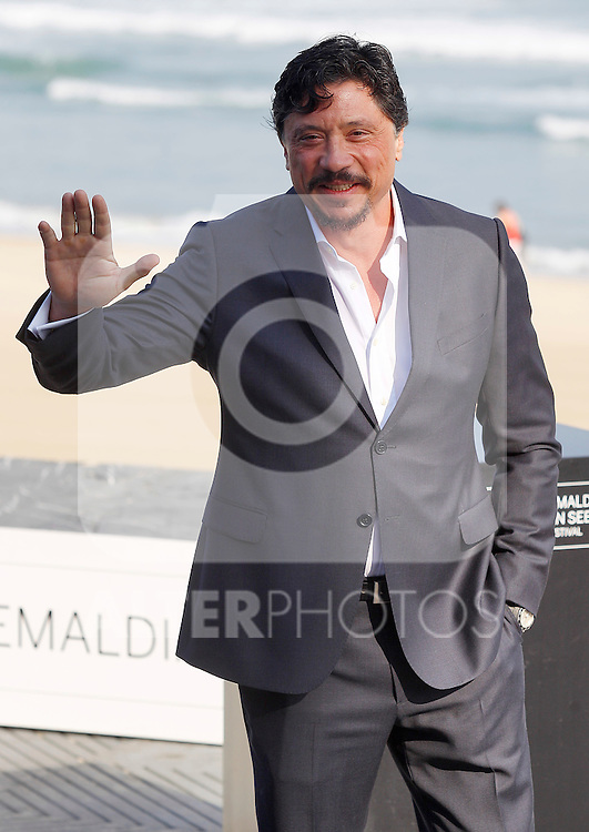 Spanish actor Carlos Bardem during the 59th San Sebastian Donostia International Film Festival - Zinemaldia.September 23,2011.(ALTERPHOTOS/ALFAQUI/Acero)