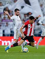 2019.12.22 La Liga Real Madrid VS Athletic Club