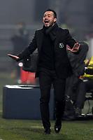 Roberto De Zerbi of Sassuolo <br /> Reggio Emilia 10-2-2019 Stadio Mapei, Football Serie A 2018/2019 Sassuolo - Juventus<br /> Foto Andrea Staccioli / Insidefoto