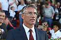 Southampton manager Nigel Adkins. Stevenage v Southampton - Capital One Cup Second Round - Lamex Stadium, Stevenage - 28th August, 2012. © Kevin Coleman 2012