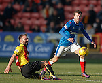 Andy Halliday and Sean Welsh