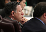 Nevada Assemblyman PK O'Neill, R-Carson City, works in committee at the Legislative Building in Carson City, Nev., on Friday, March 13, 2015. <br /> Photo by Cathleen Allison