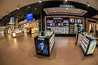 Duty free shops, Sydney Airport, Sydney, New South Wales, Australia