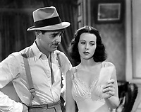 Comrade X (1940) <br /> Clark Gable, Hedy Lamarr <br /> *Filmstill - Editorial Use Only*<br /> CAP/MFS<br /> Image supplied by Capital Pictures