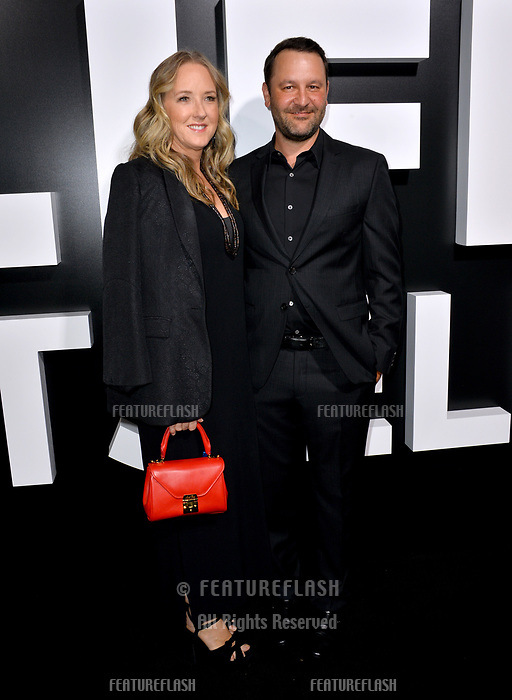 "LOS ANGELES, CA. September 13, 2018: Jennifer Salke & Dan Fogelman at the premiere for ""Life Itself"" at the Cinerama Dome.<br /> Picture: Paul Smith/Featureflash"
