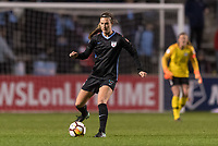 Bridgeview, IL - Saturday March 31, 2018: Kathleen Naughton during a regular season National Women's Soccer League (NWSL) match between the Chicago Red Stars and the Portland Thorns FC at Toyota Park.