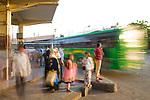 Pondicherry Bus Station 2017