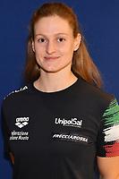 Elisa Queirolo <br /> Budapest 10/01/2020 Duna Arena <br /> Portrait Italy Women National Team <br /> Photo Andrea Staccioli / Insidefoto / Deepbluemedia