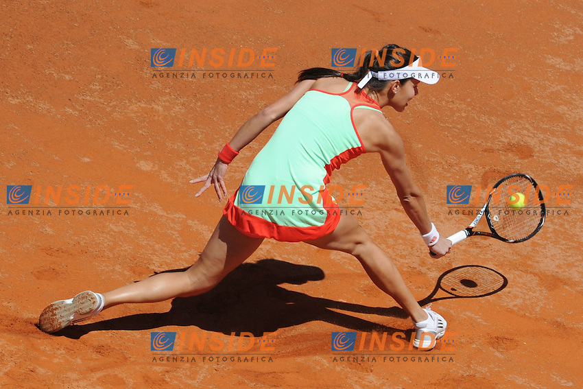 Ana Ivanovic of Serbia.Roma 14/05/2012 Foro Italico.Tennis Internazionali d'Italia.Foto Insidefoto Antonietta Baldassarre