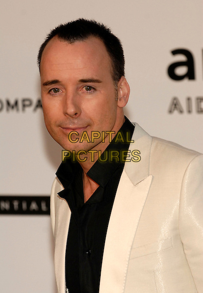 DAVID FURNISH.Arrivals at amfAR's Cinema Against Aids benefit at Moulins de Mougins, Cannes..59th International Cannes Film Festival, France. .25th May 2006.Ref: KRA.headshot portrait.www.capitalpictures.com.sales@capitalpictures.com.©Capital Pictures