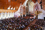 Kings School Prize Giving, Auckland Cathedral, Auckland, Wednesday 11  December2019. Photo: Simon Watts/www.bwmedia.co.nz