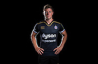 Rhys Priestland poses for a portrait at a Bath Rugby photocall. Bath Rugby Media Day on August 24, 2016 at Farleigh House in Bath, England. Photo by: Rogan Thomson / JMP / Onside Images