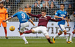 Kenny Miller and Kyle Lafferty