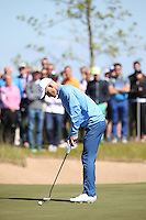 He's human. Martin Kaymer (GER) drops a shot on the 6th during Round Two of the 2015 Nordea Masters at the PGA Sweden National, Bara, Malmo, Sweden. 05/06/2015. Picture David Lloyd | www.golffile.ie