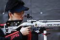 Shooting - Rifle : Akito Shimizu practice session at JISS