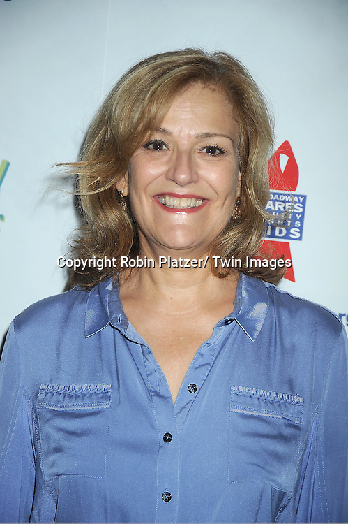 Karen Mason attends the 26th Annual Broadway Flea Market and Grand Auction benefitting Broadway Cares/ Equity Fights Aids on September 23, 2012 at the Shubert Theatre in New York City.