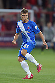 11/08/2015 Capital One Cup, First Round Fleetwood Town v Hartlepool United<br /> Michael Duckworth, Hartlepool United