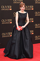 Kathryn Parkinson<br /> arriving for the Olivier Awards 2019 at the Royal Albert Hall, London<br /> <br /> ©Ash Knotek  D3492  07/04/2019