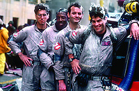 Ghostbusters (1984) <br /> Bill Murray, Ernie Hudson, Dan Aykroyd &amp; Harold Ramis  <br /> *Filmstill - Editorial Use Only*<br /> CAP/KFS<br /> Image supplied by Capital Pictures