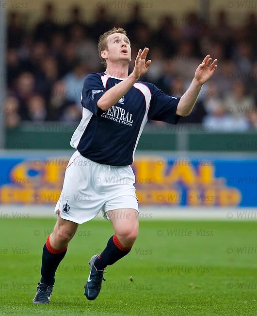 Steven O'Donnell, Falkirk.stock season 2005-2006.pic willie vass