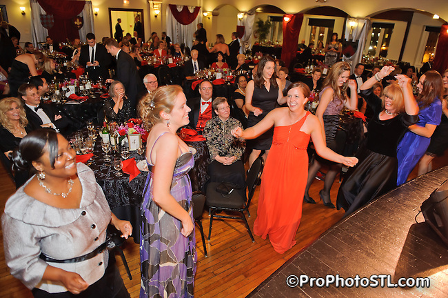 "Grand Center ""Once Upon a Time"" 2011 Gala at The Sheldon's ballroom in St. Louis, MO on Oct 14, 2011."