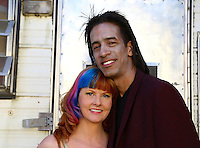 Staci Layne Wilson, Aron Kai<br />