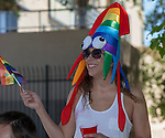 A photograph from the Northern Nevada Pride Parade and Festival in Reno on Saturday, July 23, 2016.
