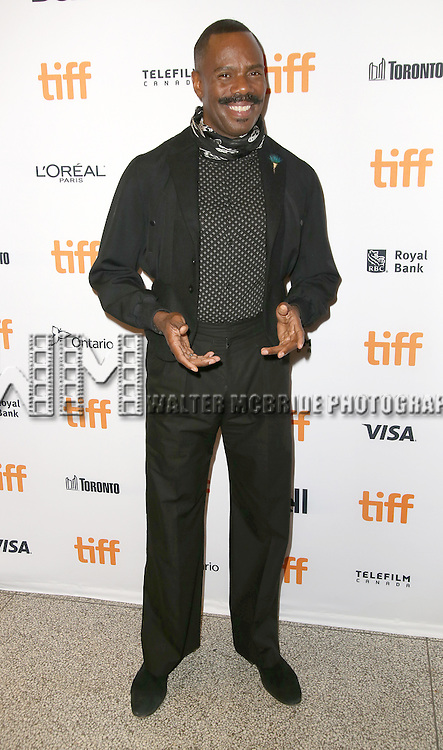 Colman Domingo attends the 'The Birth of a Nation' Red Carpet Premiere during the 2016 Toronto International Film Festival premiere at Princess of Wales Theatre on September 9, 2016 in Toronto, Canada.