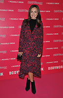Louisa Lytton at the Bodyworlds human anatomy exhibition VIP launch, The London Pavilion, Piccadilly Institute, London, England, UK, on Thursday 04 October 2018.<br /> CAP/CAN<br /> ©CAN/Capital Pictures