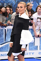 Tallia Storm at the &quot;Valerian and the City of a Thousand Planets&quot; European Premiere at Cineworld Leicester Square, London, UK. <br /> 24 July  2017<br /> Picture: Steve Vas/Featureflash/SilverHub 0208 004 5359 sales@silverhubmedia.com