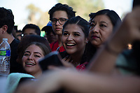 MEXICALI, MEXICO - June 8  Drake Bell`s fans on the Tecate Location June 8, 2019 in Mexicali, Mexico.<br /> Tecate Location Mexicali 2019 is one of the main music festivals nationwide and in the state, Band line up<br /> CAIFANES, CAMILO VII, DRAKE BELL, LNG / SHT, SERBIA<br /> (Photo by Luis Boza/VIEWpress)