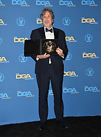 LOS ANGELES, CA. February 02, 2019: Peter Farrelly at the 71st Annual Directors Guild of America Awards at the Ray Dolby Ballroom.<br /> Picture: Paul Smith/Featureflash