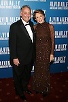 "Former Citigroup Chairman Sanford I. ""Sandy"" Weill and Joan Weil Attend Alvin Ailey American Dance Theater Opening Night Gala Benefit Held at New York City Center, NY"