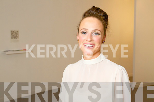 Ailbhe Keoghan who wrote Run and Jump which was shown at the Kerry  Film Festival Siamsa Tire on Friday evening.