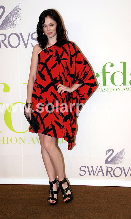 **ALL ROUND PICTURES FROM SOLARPIX.COM**.**SYNDICATION RIGHTS FOR UK, AUSTRALIA, DENMARK, PORTUGAL, S. AFRICA, SPAIN & DUBAI (U.A.E) ONLY**.arrivals at the 2009 CFDA Fashion Awards, Alice Tully Hall, Lincoln Center, New York City, NY, USA. 15 June 2009.This pic: Coco Rocha..JOB REF: 9260 PHZ (Wild1)  DATE: 15_06_2009.**MUST CREDIT SOLARPIX.COM OR DOUBLE FEE WILL BE CHARGED**.**ONLINE USAGE FEE GBP 50.00 PER PICTURE - NOTIFICATION OF USAGE TO PHOTO @ SOLARPIX.COM**.**CALL SOLARPIX : +34 952 811 768 or LOW RATE FROM UK 0844 617 7637**