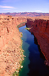 Colorado River near Lees Ferry, Arizona