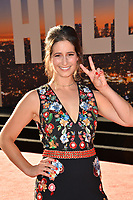 """LOS ANGELES, USA. July 23, 2019: Breanna Wing at the premiere of """"Once Upon A Time In Hollywood"""" at the TCL Chinese Theatre.<br /> Picture: Paul Smith/Featureflash"""