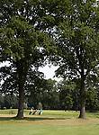 HENGELO (GLD) - Hole 11 golfbaan 't Zelle . COPYRIGHT KOEN SUYK