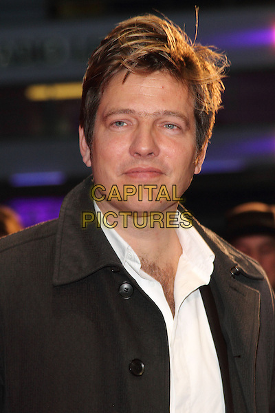 Thomas Vinterberg .at the BFI London Film Festival screening of 'The Hunt', at the Odeon West End, London, England, UK, .October 13th 2012..portrait headshot white shirt black .CAP/ROS.©Steve Ross/Capital Pictures