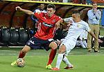 Independiente Medellín yÁguilas Doradas igualaron sin goles en el Atanasio Girardot, por la fecha 13 de la Liga Colombiana.