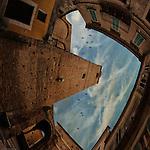 Abruzzo, La Collegiata Di San Michele Arcangelo, Campanile, Città Sant'Angelo