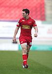 George North.RaboDirect Pro 12.Scarlets v Munster..Parc Y Scarlets.21.04.12.©Steve Pope