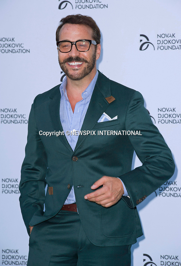 JEREMY PIVEN<br /> attends the Novak Djokovic Foundation Gala at the Roundhouse Theatre, London<br /> Mandatory Credit Photo: &copy;Dias/NEWSPIX INTERNATIONAL<br /> <br /> **ALL FEES PAYABLE TO: &quot;NEWSPIX INTERNATIONAL&quot;**<br /> <br /> IMMEDIATE CONFIRMATION OF USAGE REQUIRED:<br /> Newspix International, 31 Chinnery Hill, Bishop's Stortford, ENGLAND CM23 3PS<br /> Tel:+441279 324672  ; Fax: +441279656877<br /> Mobile:  07775681153<br /> e-mail: info@newspixinternational.co.uk