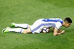 Real Sociedad's Yuri Berchiche during La Liga match. April 4,2017. (ALTERPHOTOS/Acero)