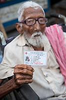 Kadam Ali Bapari, 130 year-old-man, Khulna