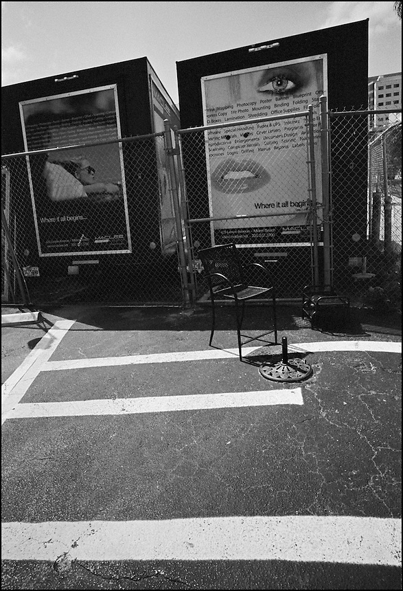 The Trap<br /> From &quot;Walking Downtown&quot; series. Miami, FL, 2008