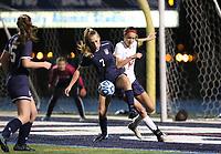 2017 NJSIAA Non-Public B Girls Soccer Final: Montclair Kimberely vs Moorestown Friends - 111217