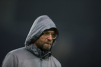 Liverpool manager Jurgen Klopp during the pre-match warm-up <br /> <br /> Photographer Craig Mercer/CameraSport<br /> <br /> UEFA Champions League Round of 16 First Leg - FC Porto v Liverpool - Wednesday 14th February 201 - Estadio do Dragao - Porto<br />  <br /> World Copyright &copy; 2018 CameraSport. All rights reserved. 43 Linden Ave. Countesthorpe. Leicester. England. LE8 5PG - Tel: +44 (0) 116 277 4147 - admin@camerasport.com - www.camerasport.com